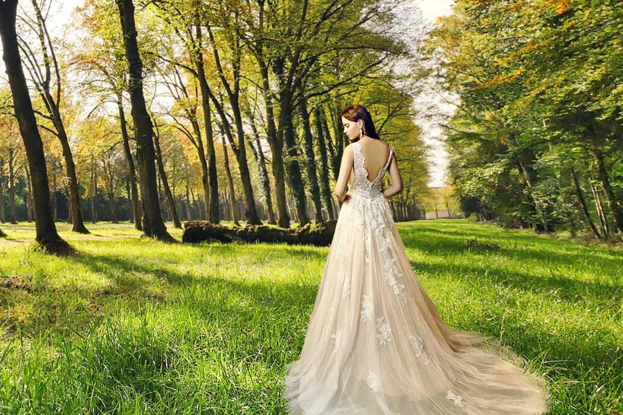 what is an a-line gown