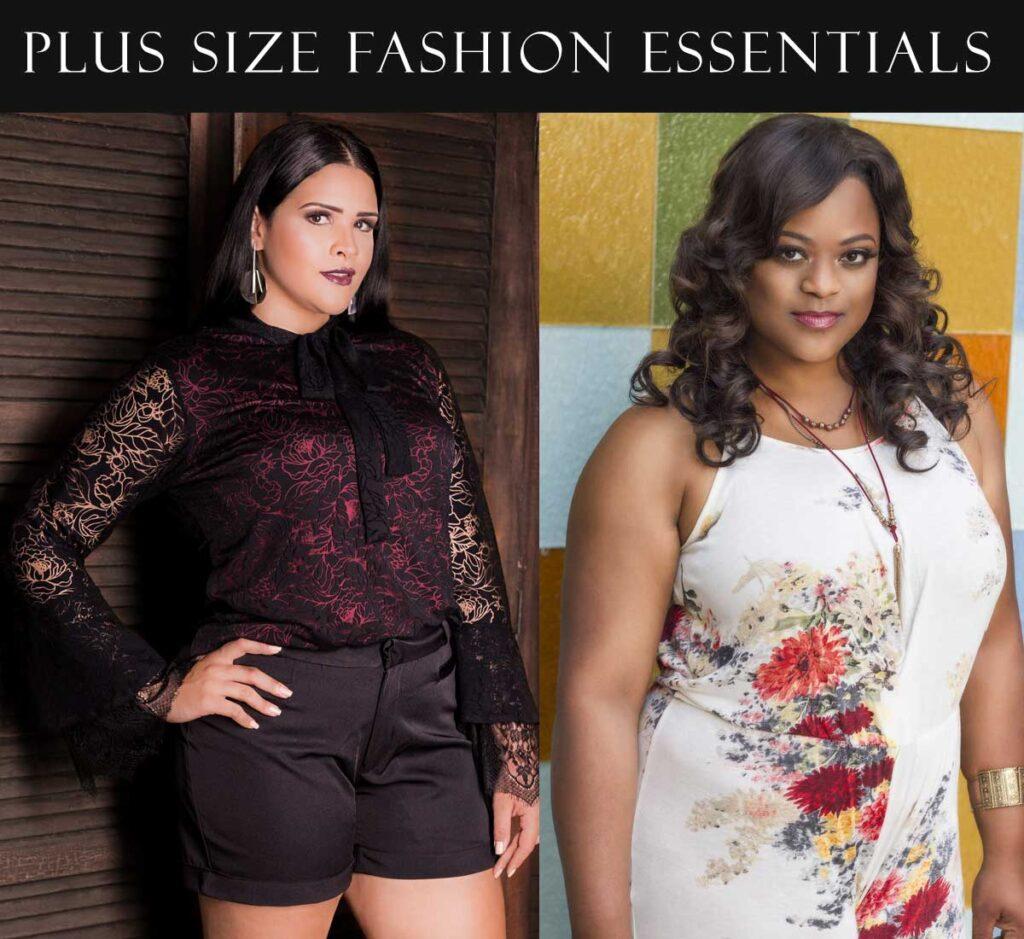 plus size fashion essentials
