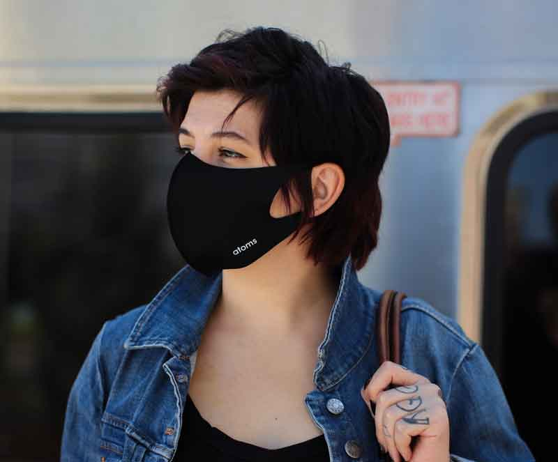 how-to-look-stylish-in-a-mask